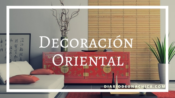 decoración oriental